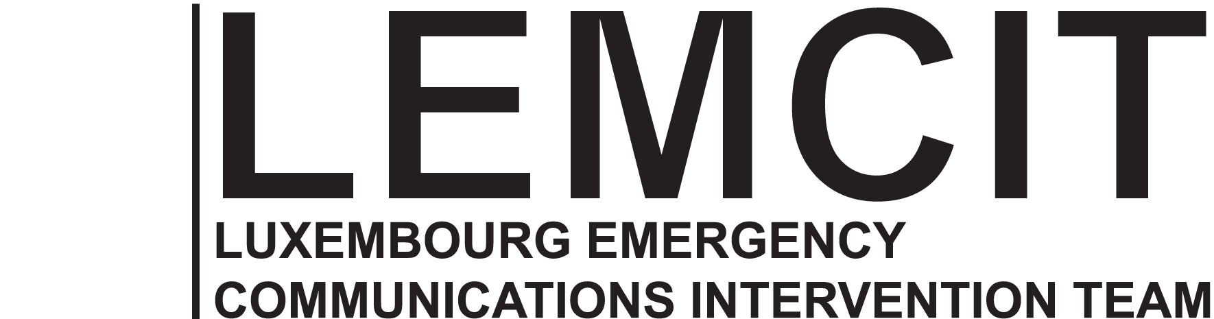 Luxembourg Emergency Communications Intervention Team